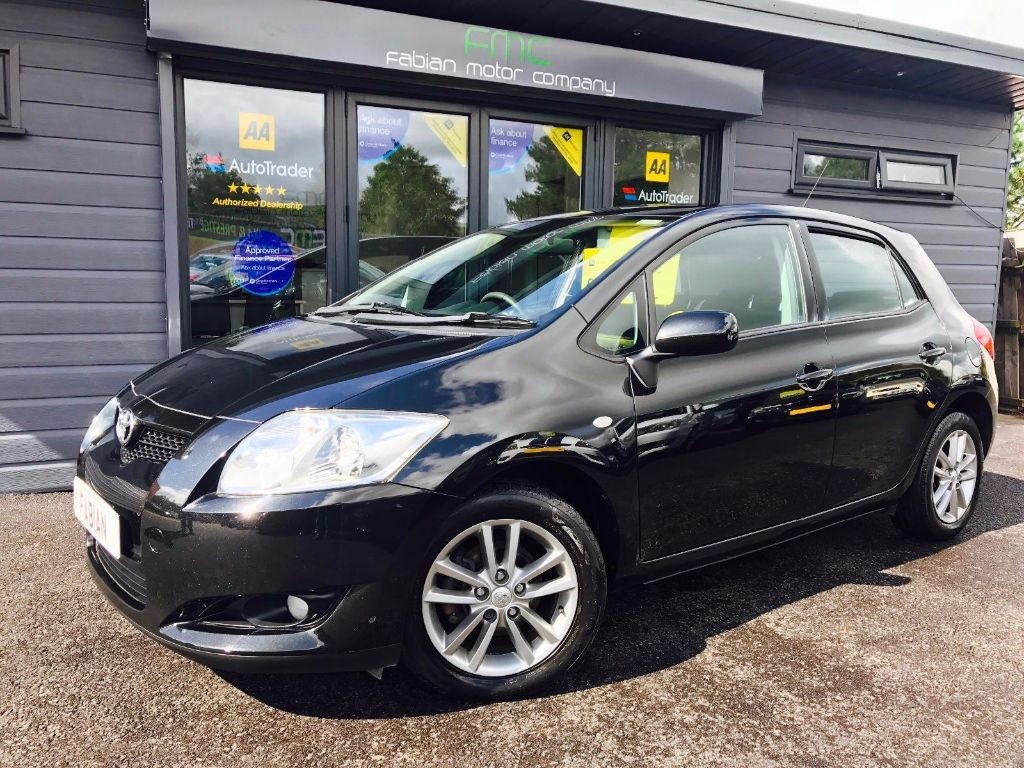 used Toyota Auris TR VALVEMATIC MM in swansea-south-wales
