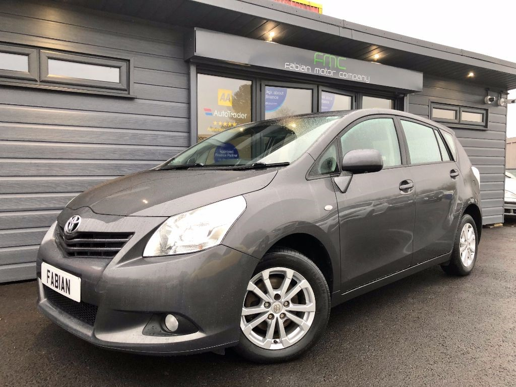 used Toyota Verso TR VALVEMATIC in swansea-south-wales