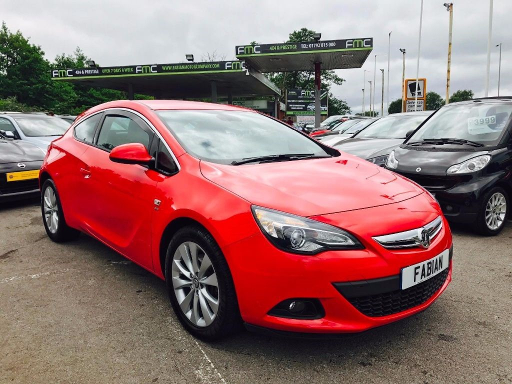 used red vauxhall astra gtc for sale swansea. Black Bedroom Furniture Sets. Home Design Ideas