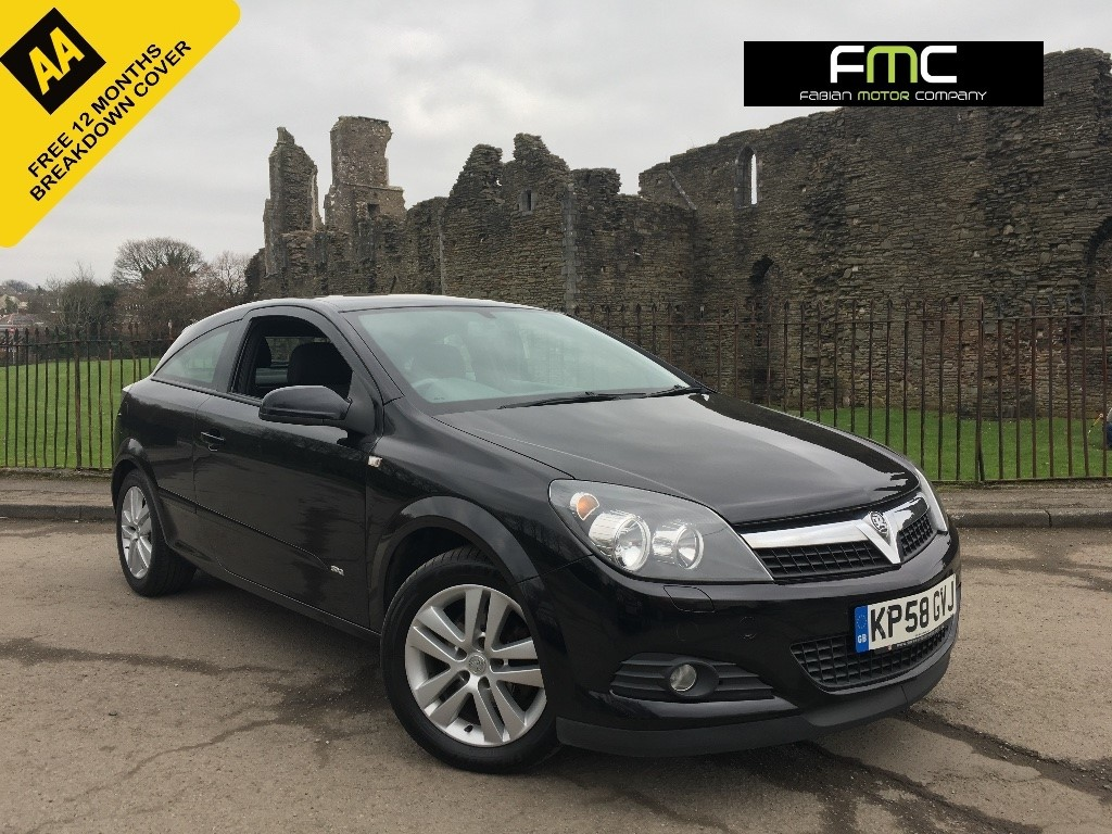 used Vauxhall Astra i 16v SXi Sport Hatch 3dr Manual (155 g/km, 113 bhp) in swansea-south-wales