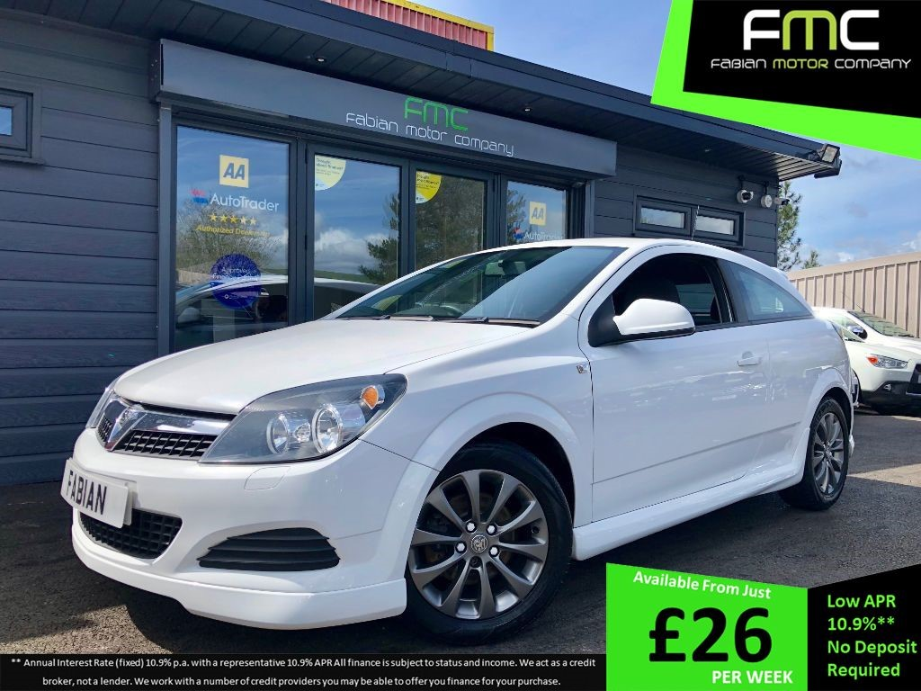 used Vauxhall Astra SPORT in swansea-south-wales