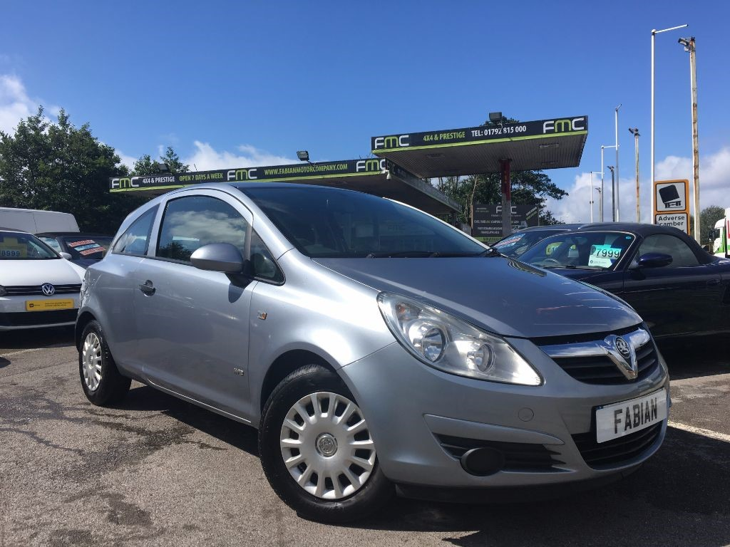 used Vauxhall Corsa LIFE CDTI in swansea-south-wales