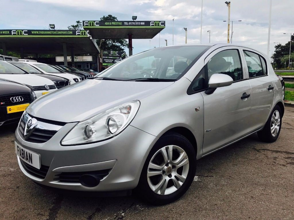 used Vauxhall Corsa BREEZE in swansea-south-wales