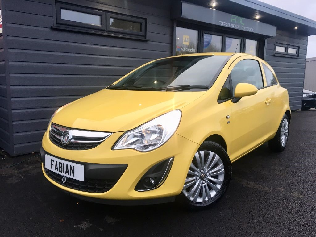 used Vauxhall Corsa EXCITE AC in swansea-south-wales