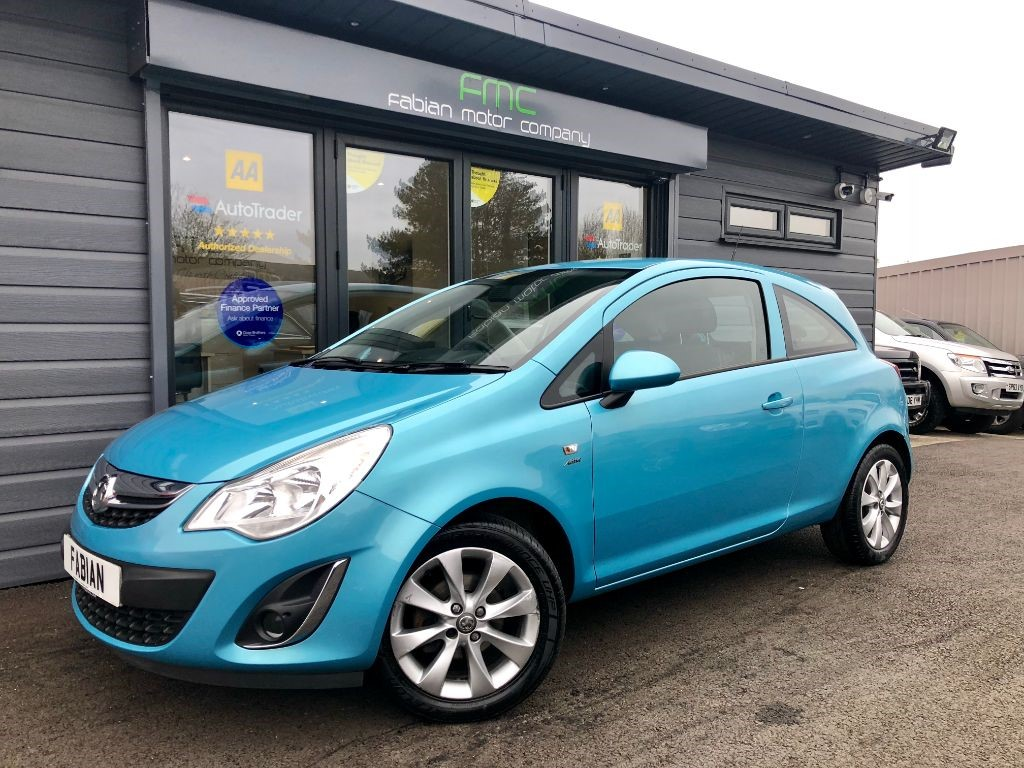 used Vauxhall Corsa ACTIVE AC in swansea-south-wales