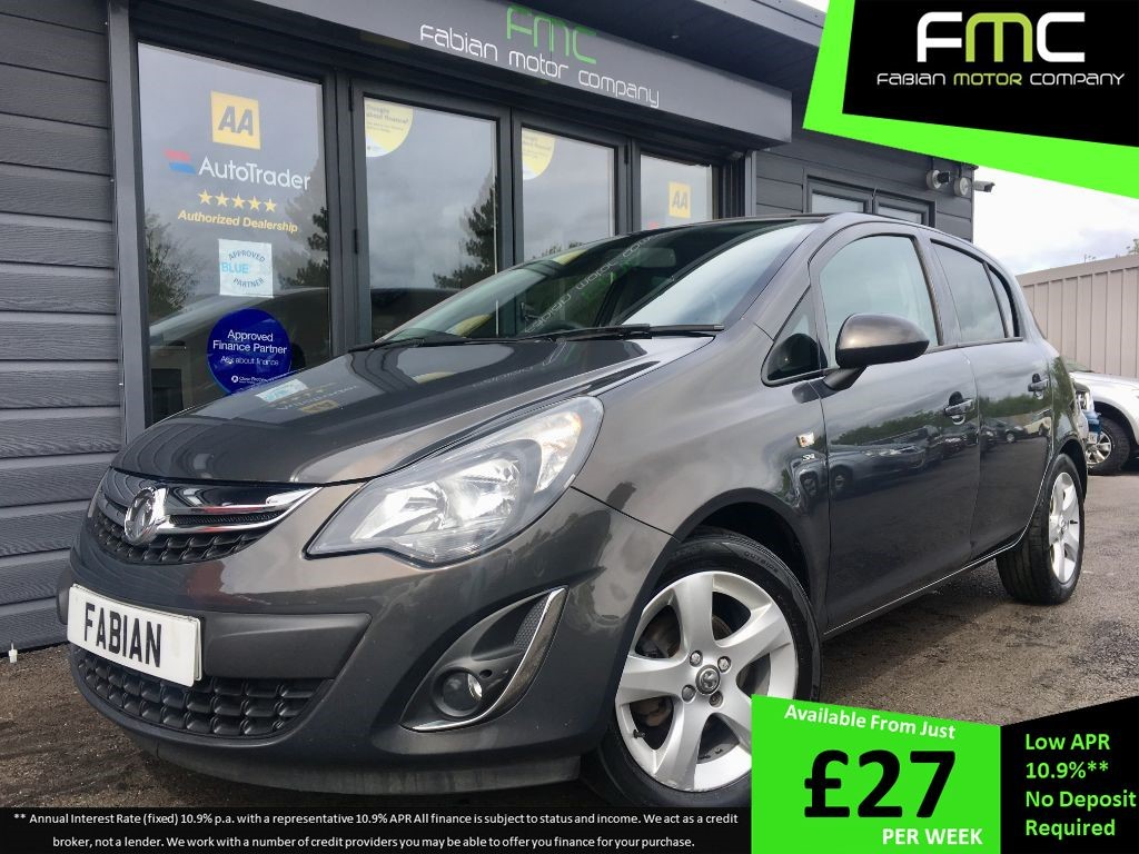 used Vauxhall Corsa SXI AC in swansea-south-wales