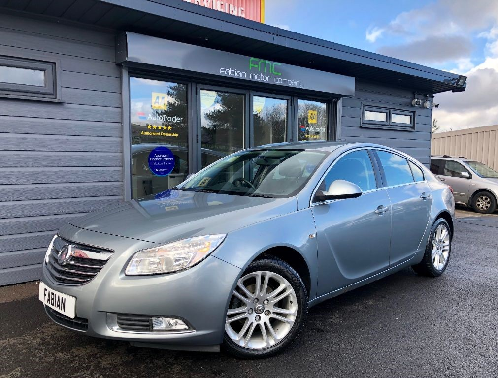 used Vauxhall Insignia EXCLUSIV CDTI in swansea-south-wales