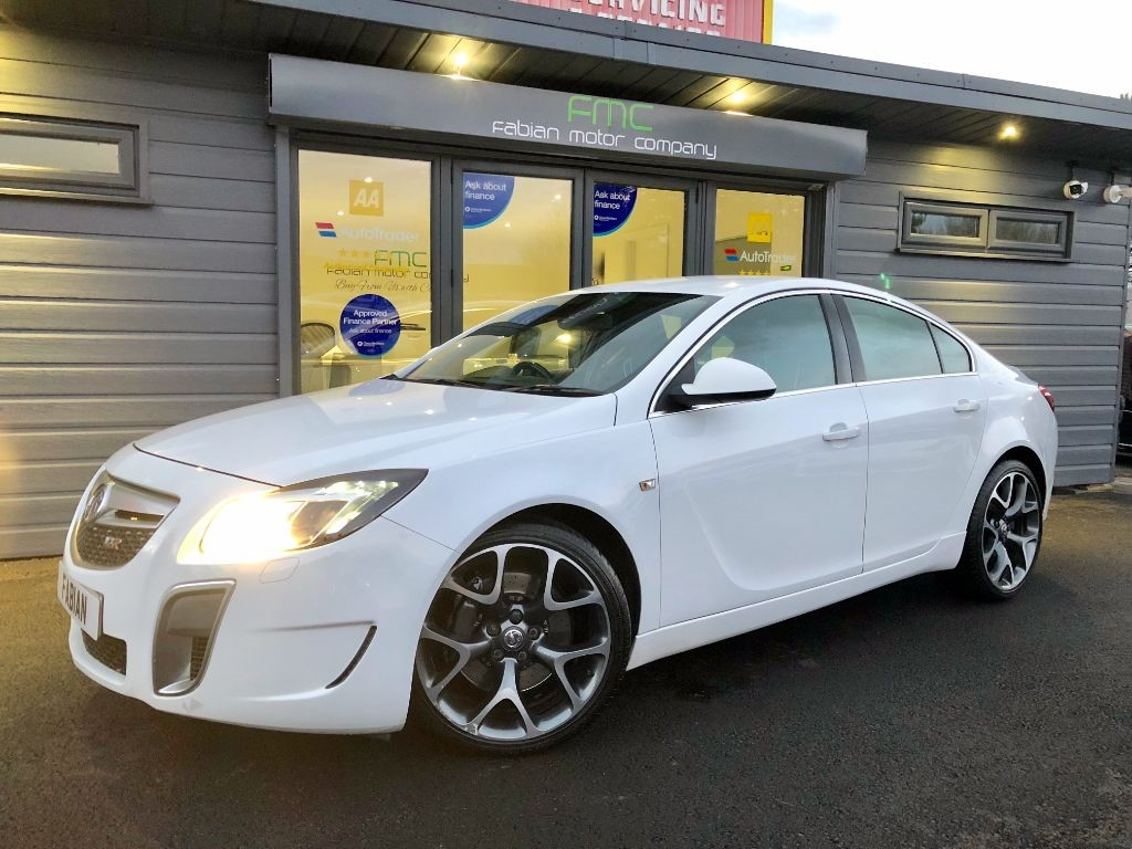 used Vauxhall Insignia VXR in swansea-south-wales