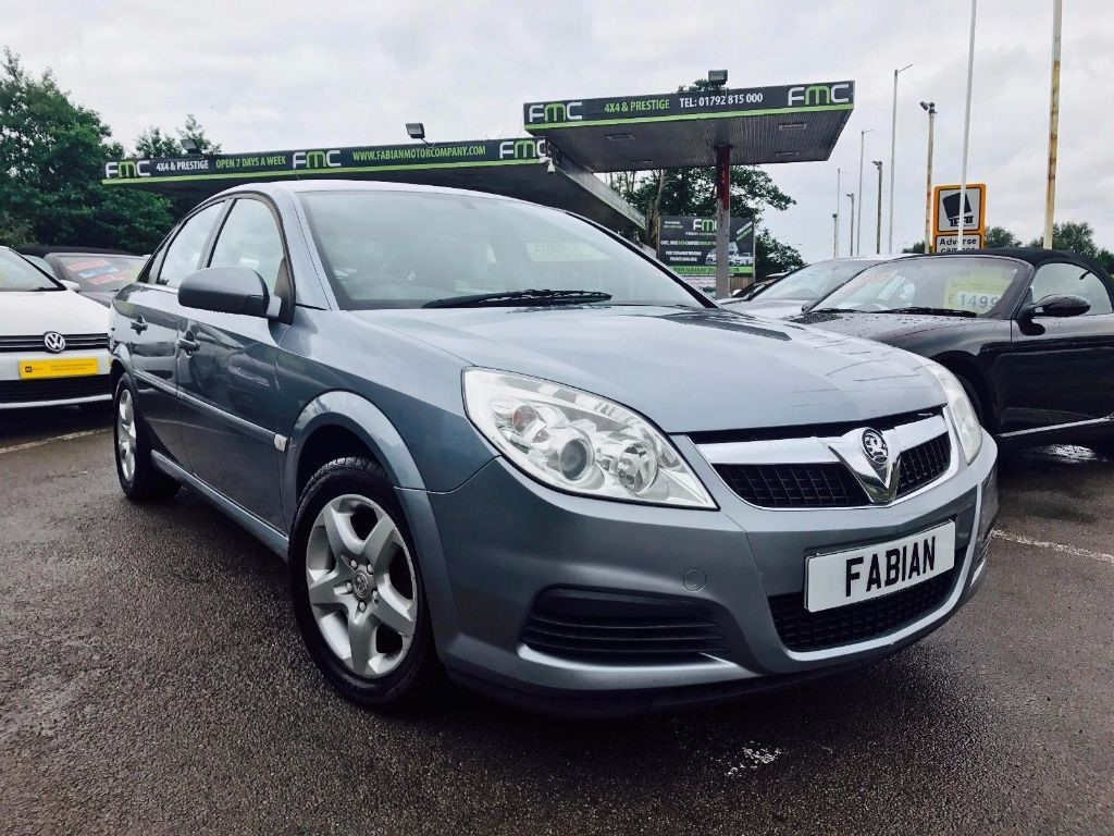 used Vauxhall Vectra VVT EXCLUSIV in swansea-south-wales