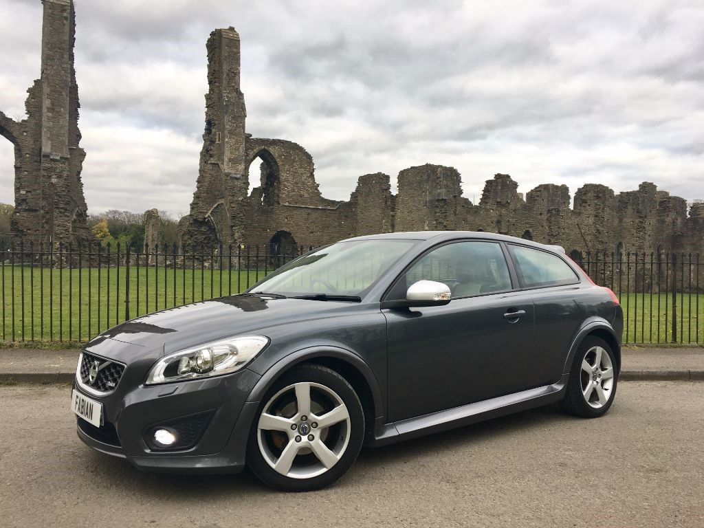 used grey volvo c30 for sale swansea. Black Bedroom Furniture Sets. Home Design Ideas