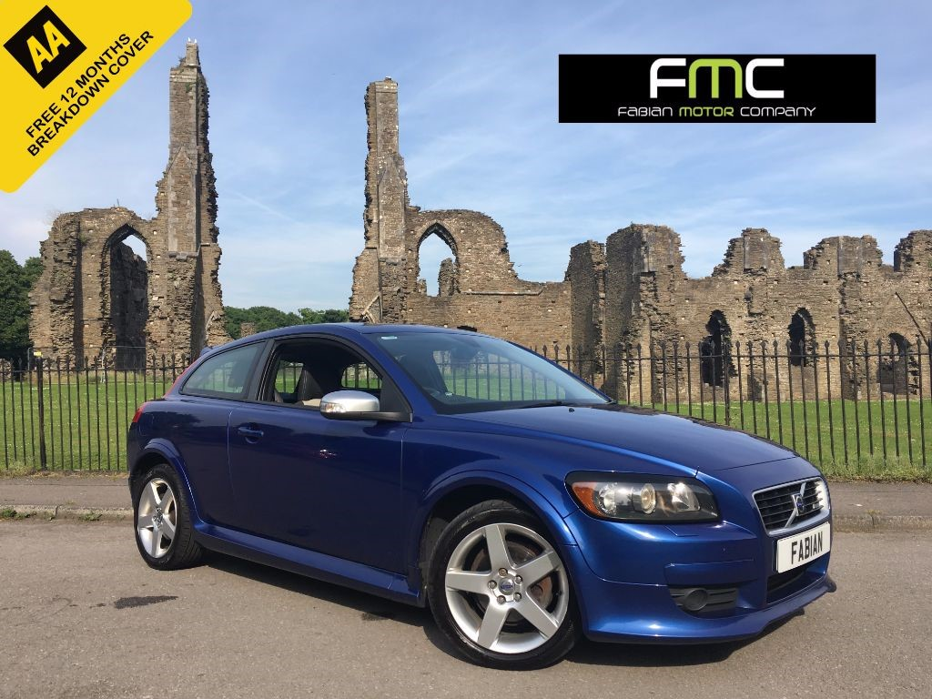 used Volvo C30 D SPORT in swansea-south-wales