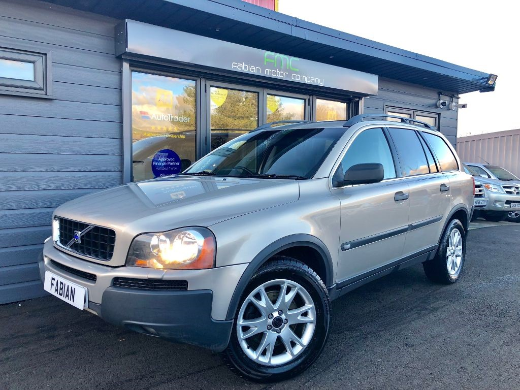 used Volvo XC90 T6 EXECUTIVE in swansea-south-wales