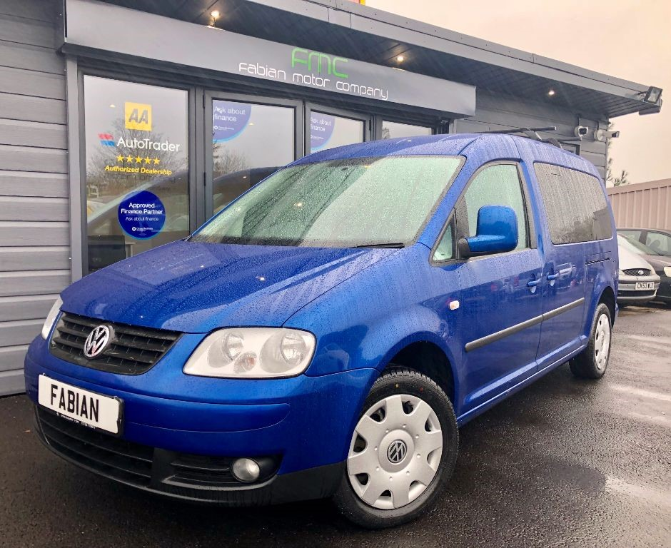 used blue vw caddy maxi for sale swansea. Black Bedroom Furniture Sets. Home Design Ideas
