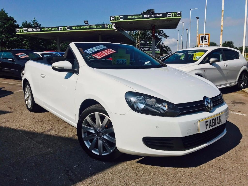 used VW Golf SE TDI BLUEMOTION TECHNOLOGY in swansea-south-wales