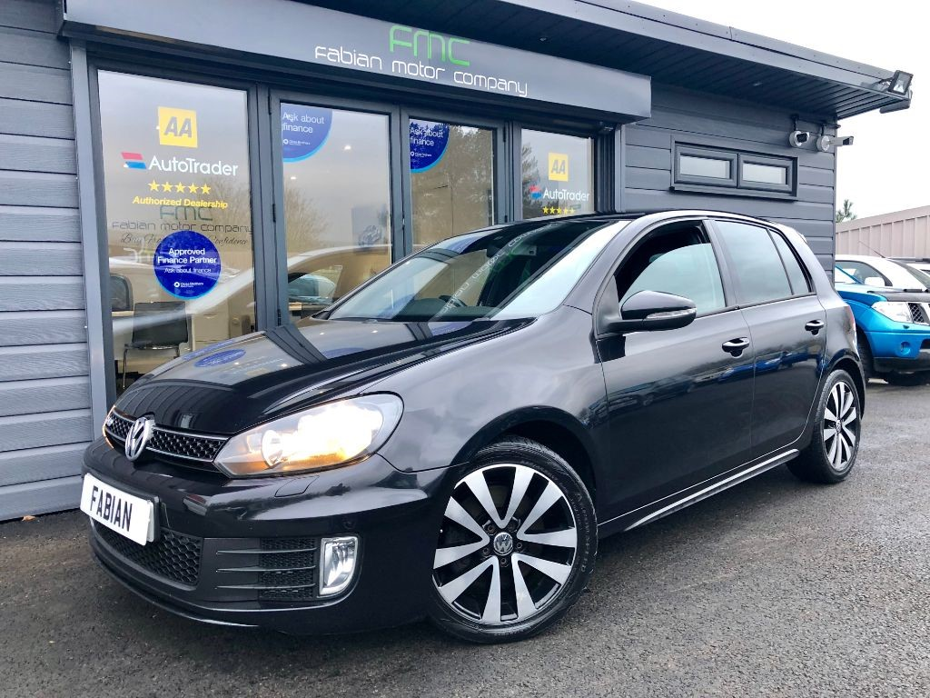 used VW Golf GTD TDI in swansea-south-wales