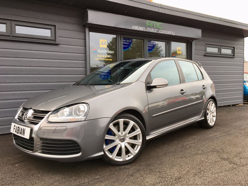 used VW Golf R32 DSG in swansea-south-wales
