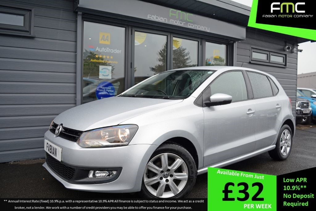 used VW Polo MATCH in swansea-south-wales