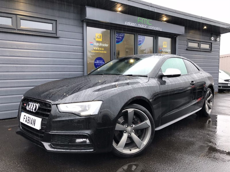 used Audi A5 in Swansea
