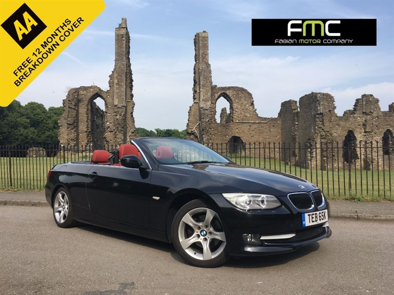 used BMW 320d in Swansea