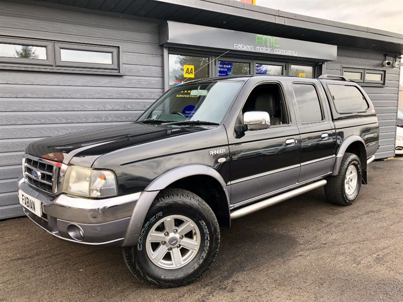 used Ford Ranger in Swansea