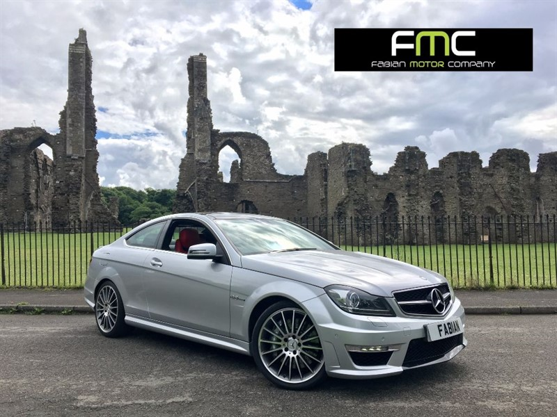 used Mercedes C63 AMG in Swansea