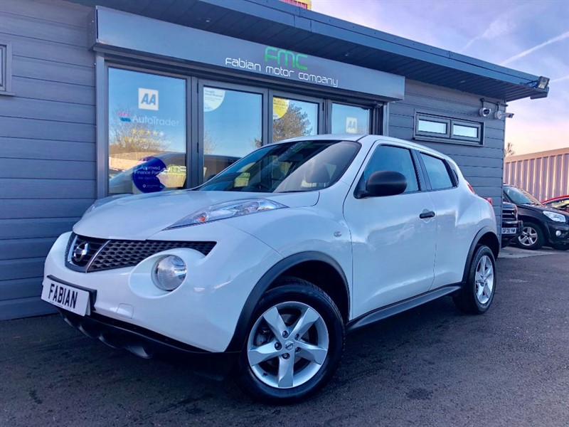 used Nissan Juke in Swansea