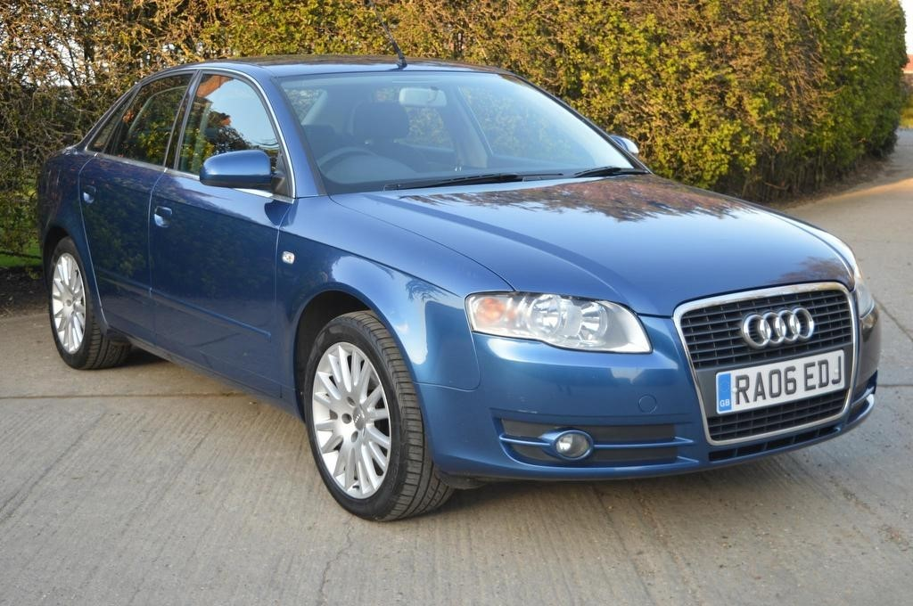 Used Blue Audi A4 For Sale Epping Essex