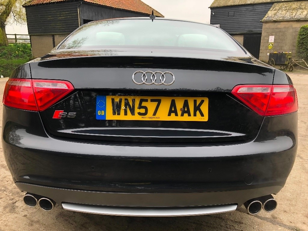 Used Black Audi S For Sale Epping Essex - S5 audi for sale