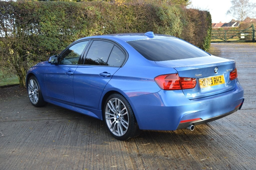 bmw 320d m sport for sale essex