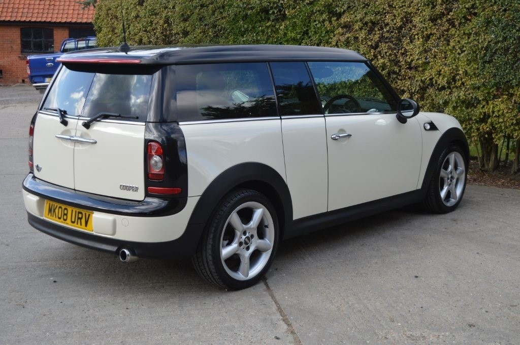 Used White Mini Clubman For Sale Epping Essex