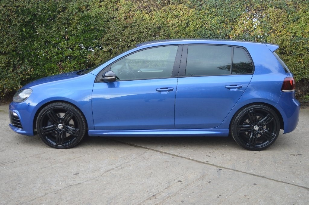 used blue vw golf for sale epping essex