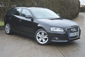 Car of the week - Audi A3 TDI e Sport Sportback 5dr - Only £5,163