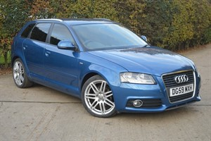Car of the week - Audi A3 TDI S Line Sportback 5dr - Only £6,990