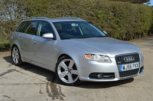 Car of the week - Audi A4 Avant S line - Only £2,398