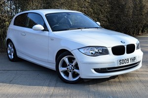 Car of the week - BMW 116i 1 Series Sport 3dr - Only £5,449