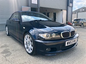 Car of the week - BMW 330ci 3 Series Sport 2dr - Only £3,489