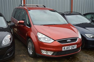 Car of the week - Ford Galaxy TDCi Ghia 5dr - Only £2,998