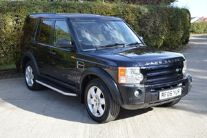 Car of the week - Land Rover Discovery 3 TD V6 HSE 5dr - Only £6,598