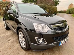 Car of the week - Vauxhall Antara CDTi SE AWD 5dr - Only £4,998
