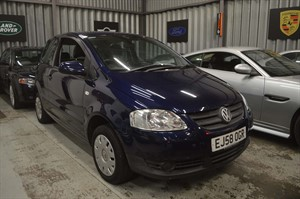 Car of the week - VW Fox Urban 3dr - Only £2,105