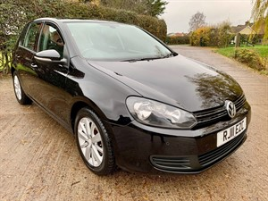 Car of the week - VW Golf TDI Match 5dr - Only £4,498