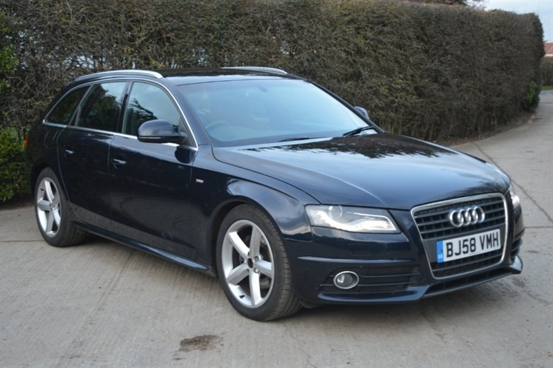 used Audi A4 Avant TFSI S line 5dr in epping-essex