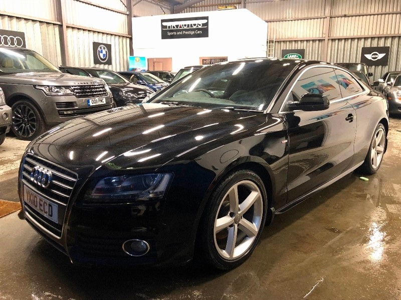 used Audi A5 TFSI S line 2dr in epping-essex
