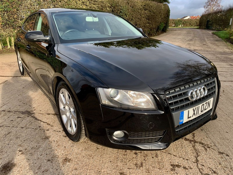 used Audi A5 SE Sportback in epping-essex