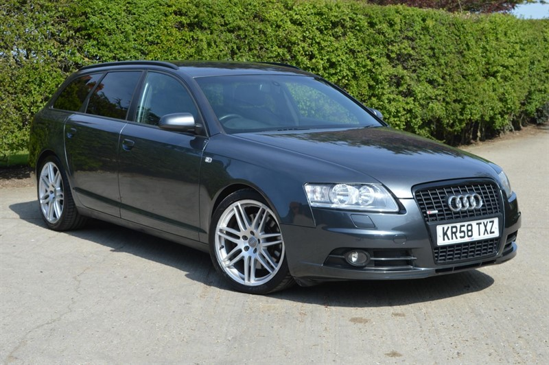 used Audi A6 Avant TDI Le Mans CVT 5dr in epping-essex