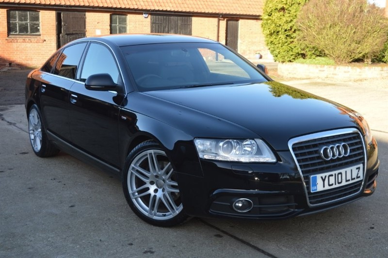 used Audi A6 Saloon TDI Le Mans 4dr in epping-essex