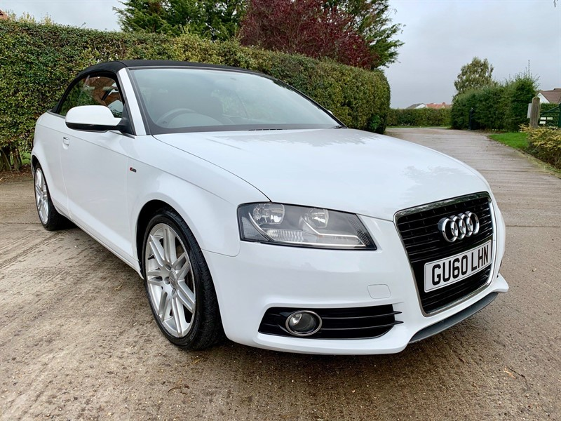 Audi Cabriolet for sale