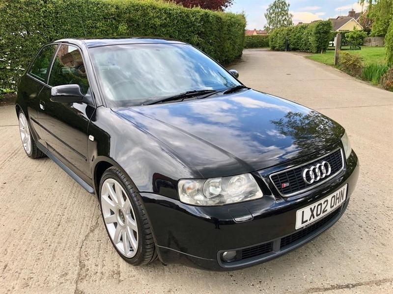 used Audi S3 quattro 3dr in epping-essex