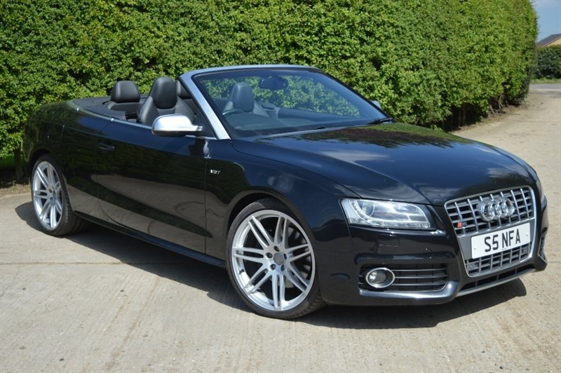 used Audi S5 3.0 TFSI S Tronic Quattro 2dr in epping-essex