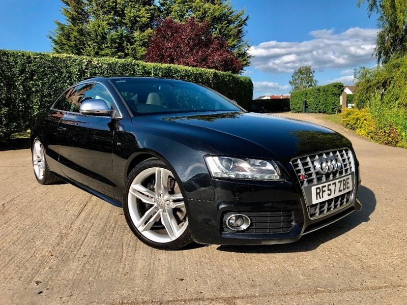 used Audi S5 FSI Quattro in epping-essex